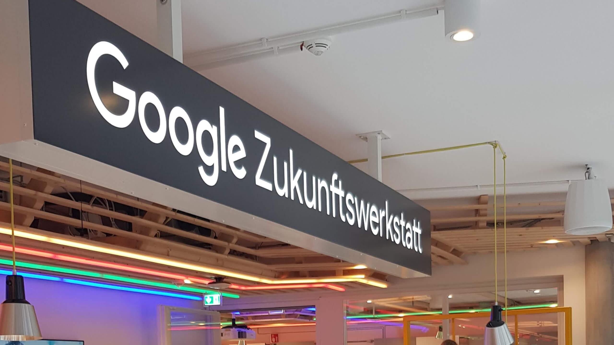 Benjamin Desche ist Trainer der Google Zukunftwerkstatt Berlin
